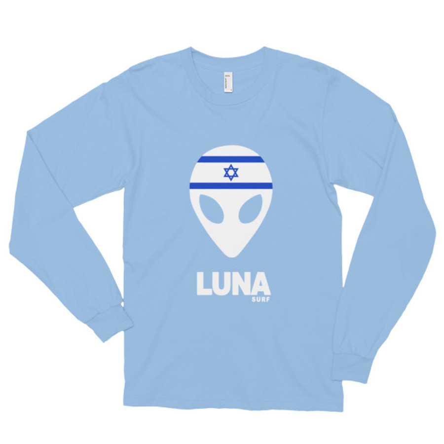 Luna Israel Long sleeve t-shirt (unisex)