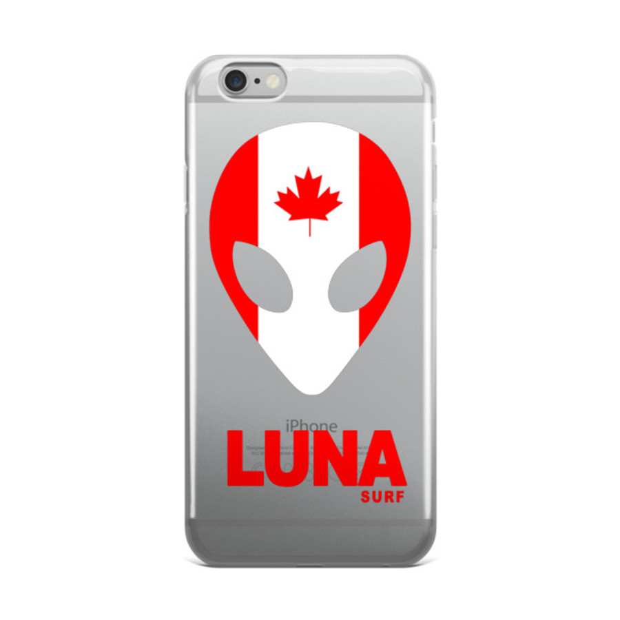 Luna Canada iPhone case
