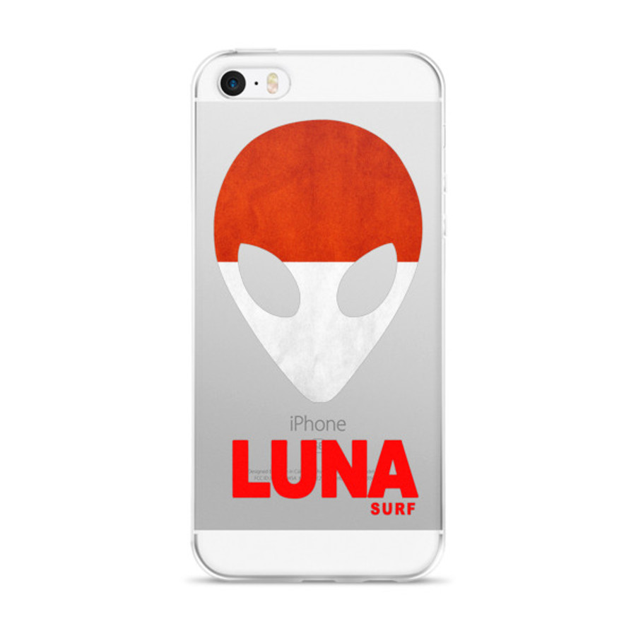 Luna Indo iPhone case