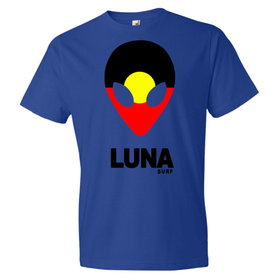 Luna Aboriginal Short sleeve t-shirt