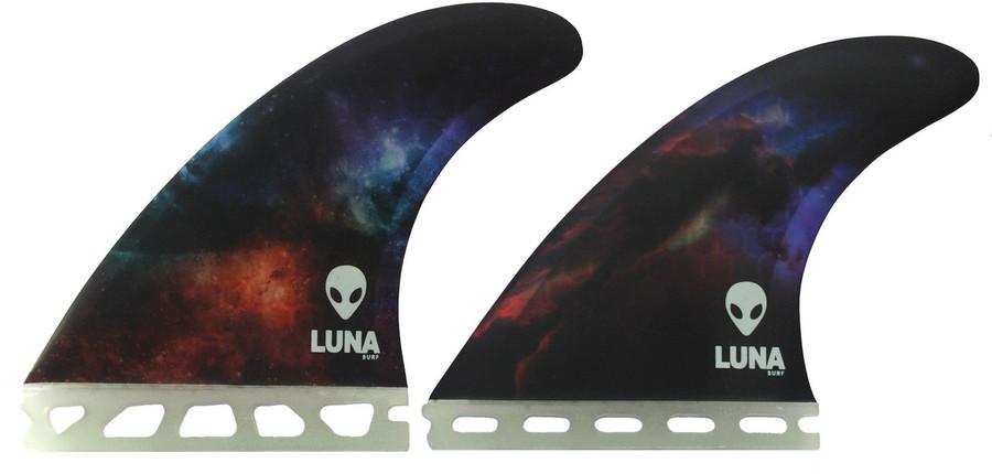 Lunasurf future fins medium