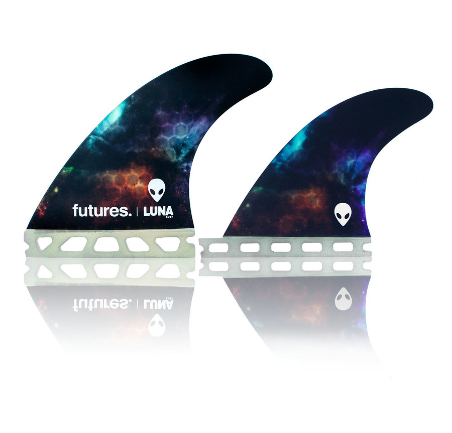 Lunasurf Future quad set