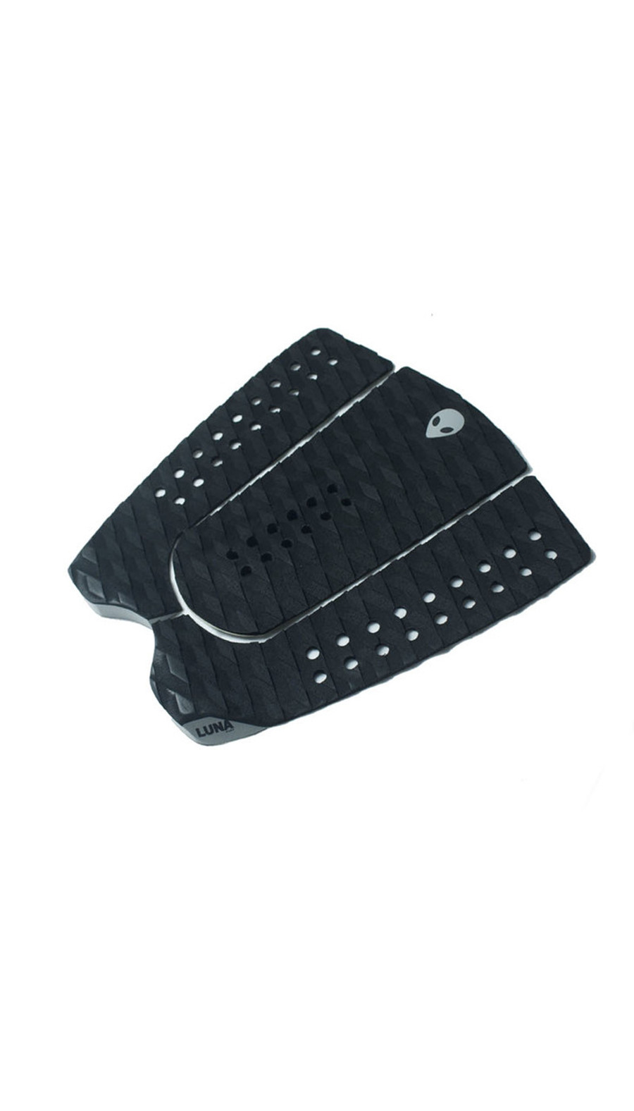 Lunasurf tail pad surf black