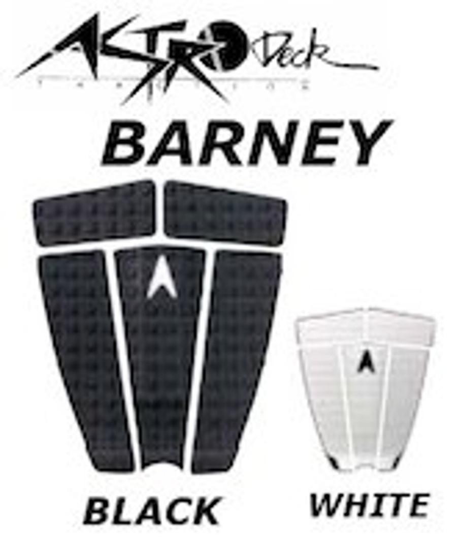 Barney astrodeck black white