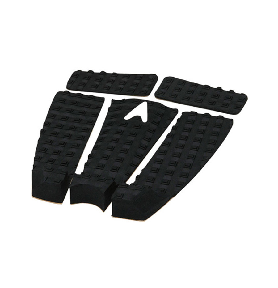 ASTRODECK 161 Barney Tail Pad Black
