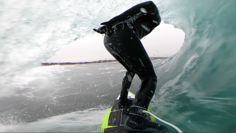 Lunasurf wetsuits - tested & trusted in the harshest conditions day in day out.