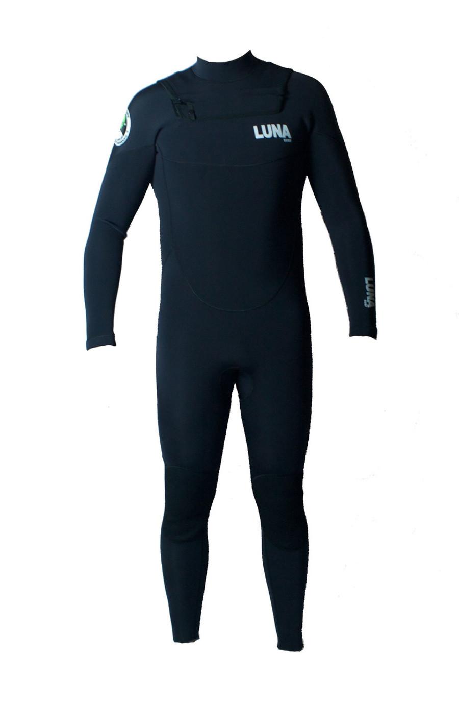 Lunasurf Arcane 4.3mm wetsuit