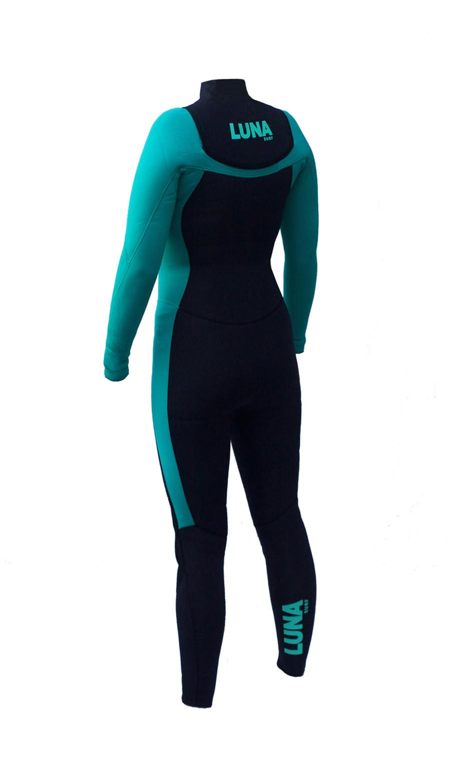 women Yamamoto 3/2mm wetsuit