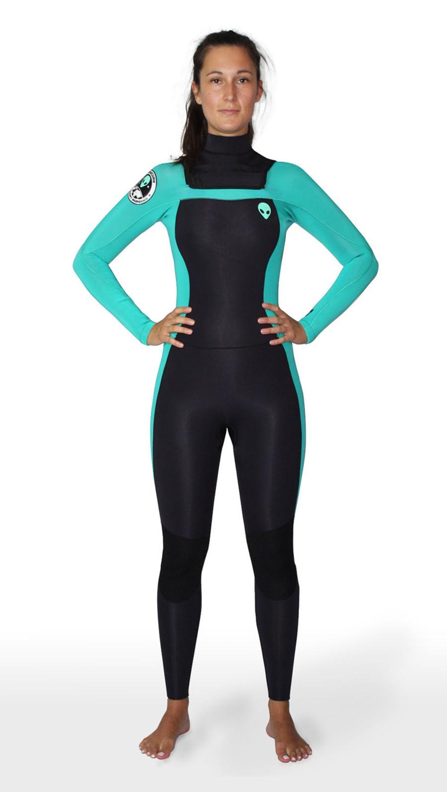 womens yamamoto wetsuit surf