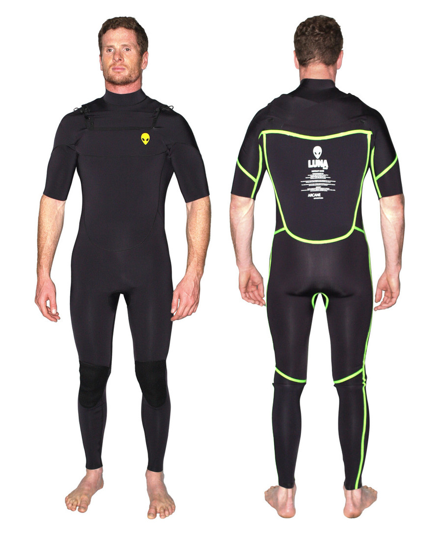 2mm short arm  wetsuit