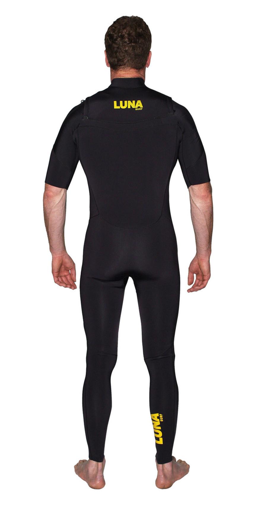 mens 2mm short arm wetsuit