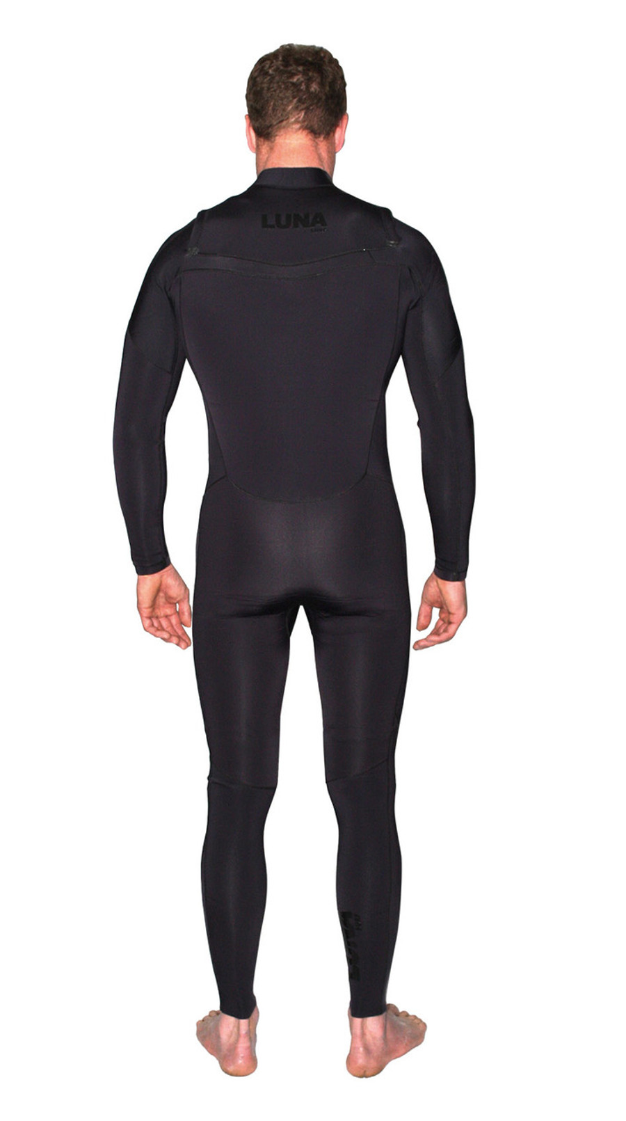 mens 3.2mm wetsuit black stealth