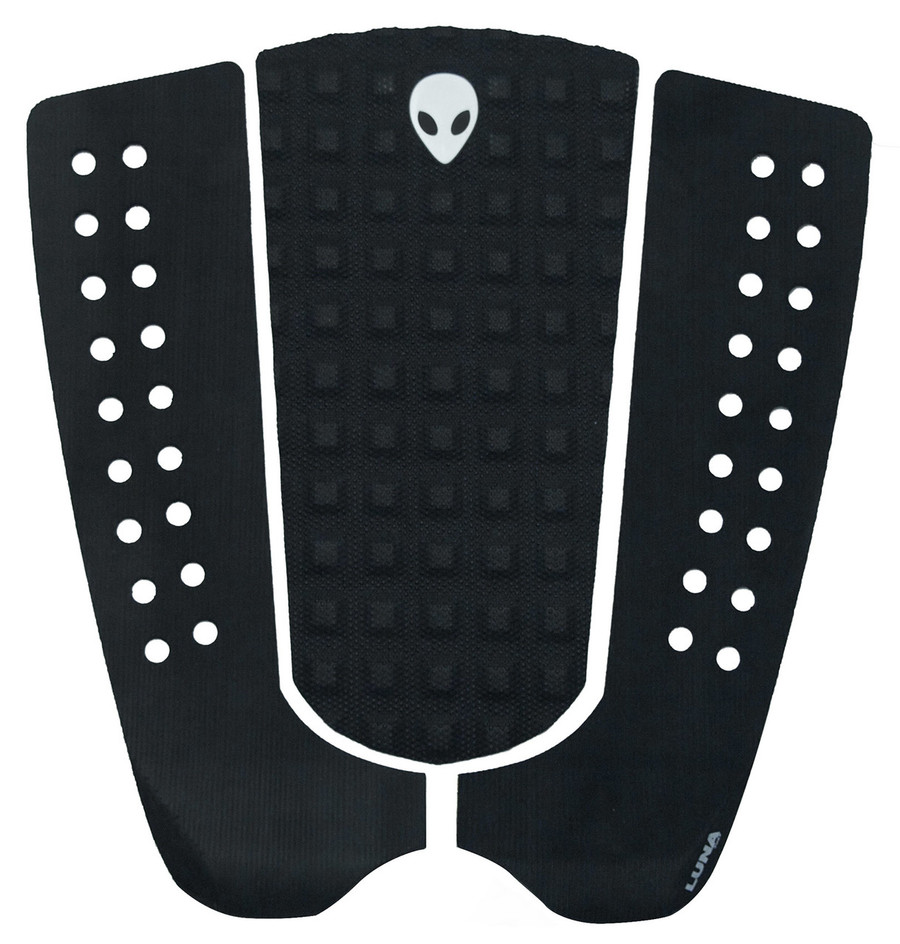 mixed groove tail pad surf
