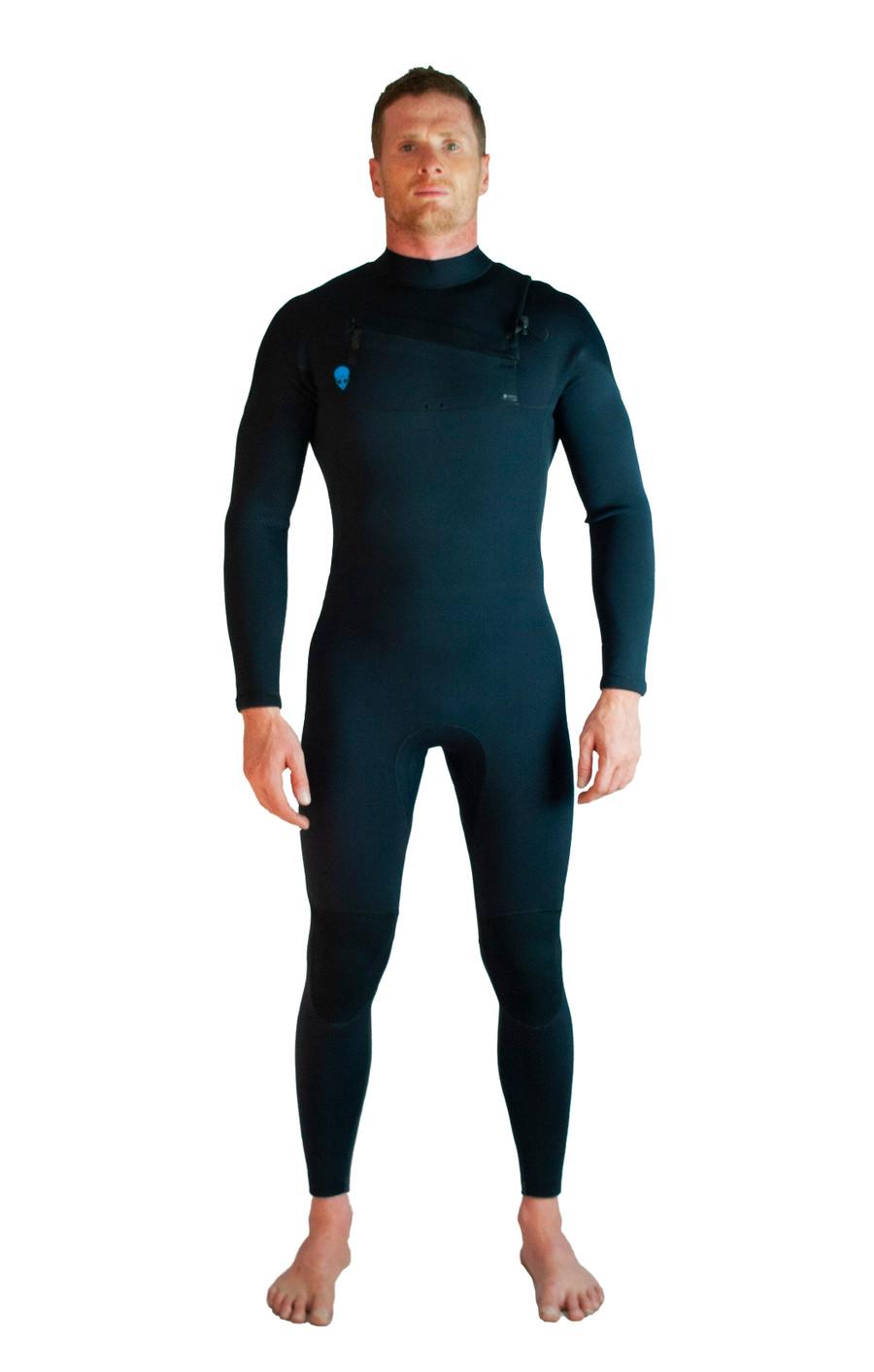 Lunasurf 4.3mm Yamamoto mens wetsuit