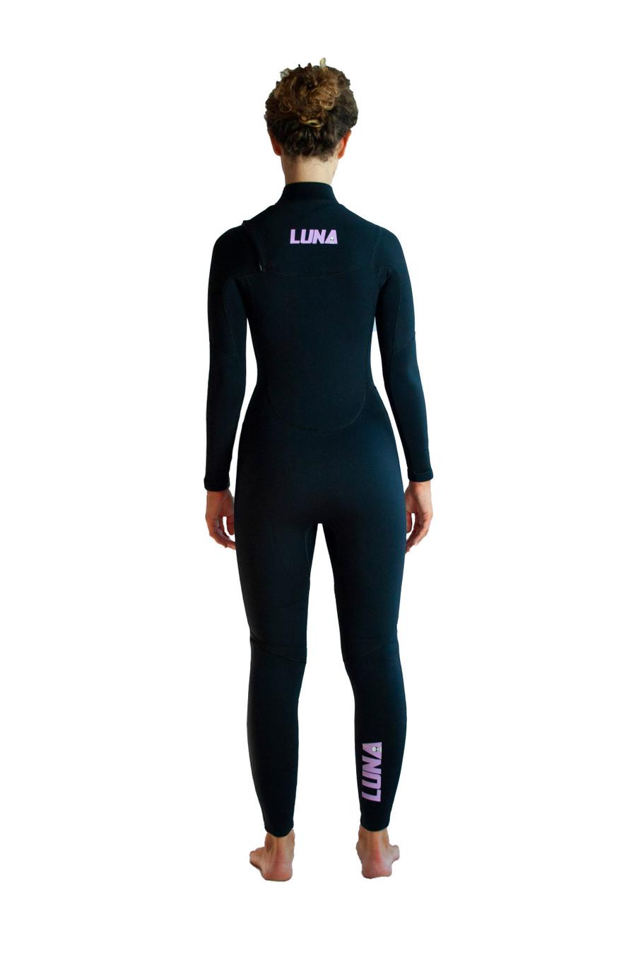 Ladies surf wetsuit