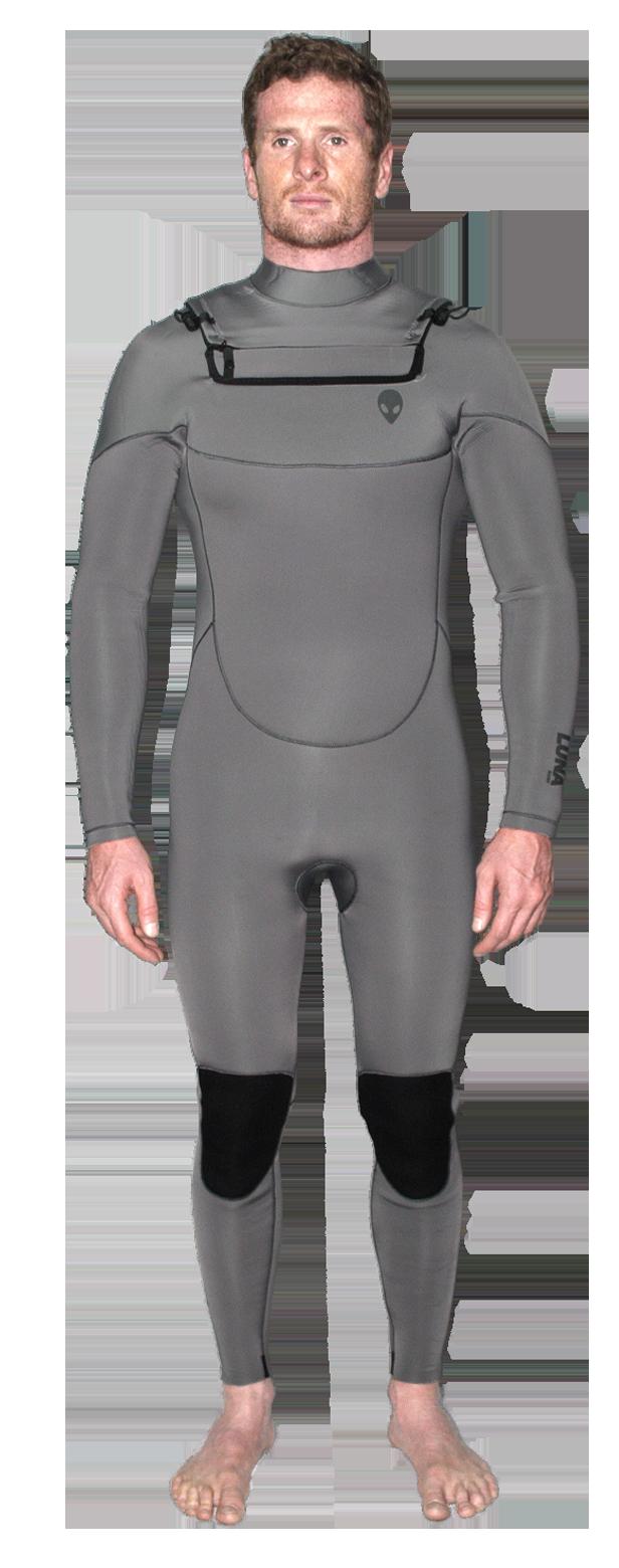 mens 5.4mm wetsuit