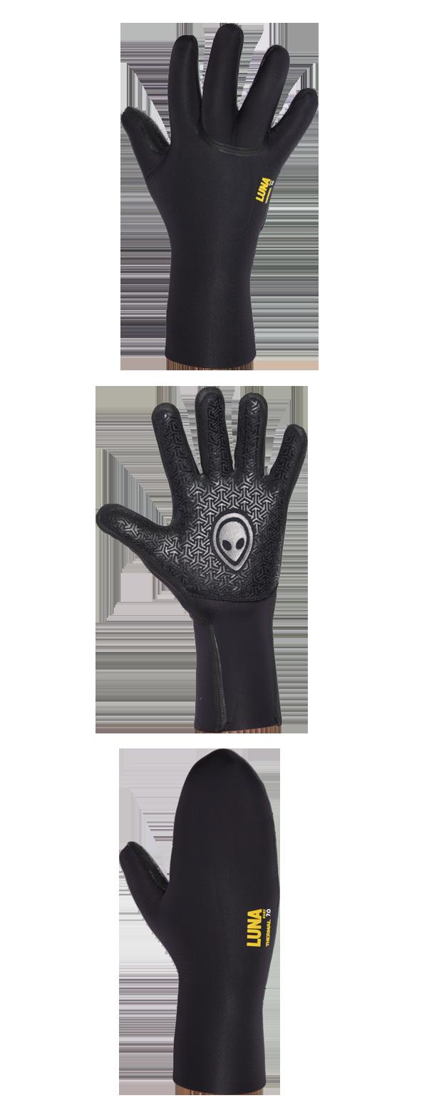 wetsuit gloves mittens