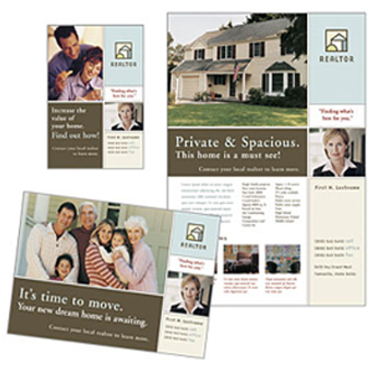 """FCF558   5.5"""" x 8.5"""" Full Color Flyers 1 or 2 Sided"""