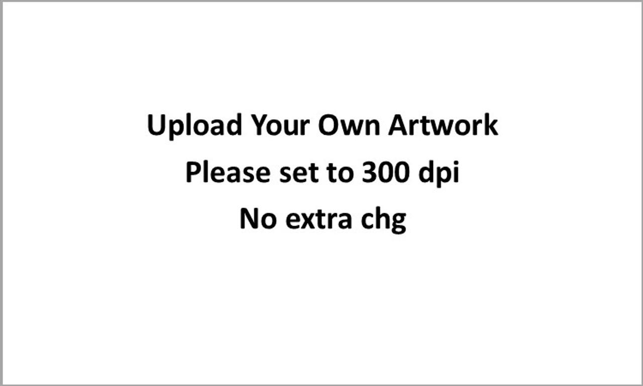 Custom Banner - Upload your own design