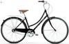 Linus | Dutchi 3i | Ladies Urban City Bike | Black