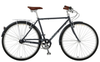 Manhattan Cruisers | Green 3 Mens | Urban City Bike | Dark Gray