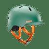 Bern | Summer Bandito | Boys Helmet | 2019 | Green - Matte Hunter Green