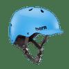 Bern | Summer Watts | Men's Helmet | 2019 | Blue - Matte Cyan Blue