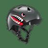 Bern | Niño | Boys Kids Helmet | 2019 | Grey - Satin Grey Flying Tiger