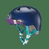 Bern | Niña | Girls Kids Helmet | 2019 | Dark Blue - Satin Navy Blue