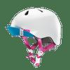 Bern | Niña | Girls Kids Helmet | 2019 | White - Satin White Flip