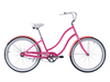 Tuesday   August 1 LS Dots   Womens Cruiser   2019   Bright Rose Pink