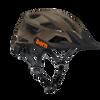 Bern   FL-1 XC   Adult Helmet   2019   Dark Khaki - Matte Earth Topo