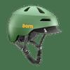 Bern   Brentwood 2.0   Adult Helmet   2019   Green - Matte Slate Green