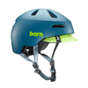 Bern   Brentwood 2.0   Adult Helmet   2019   Teal - Matte Muted Teal