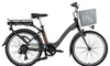 KHS Electric | Easy 24 | Electric Bike For Ladies | Dark Silver
