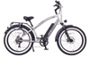Magnum Electric | Ranger | Electric Beach Cruiser | Brushed Silver