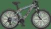 GT Bicycles | Palomar Al | 2021 | Gloss Wet Cement w/ Black & Cyan