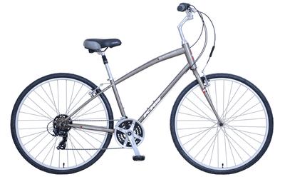 KHS   Brentwood   Urban City Bike   Mushroom