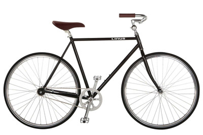 Linus | Roadster Classic | Urban City Bike | Black