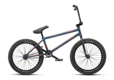 WeThePeople | Envy |  BMX Bike | Burnt Metal