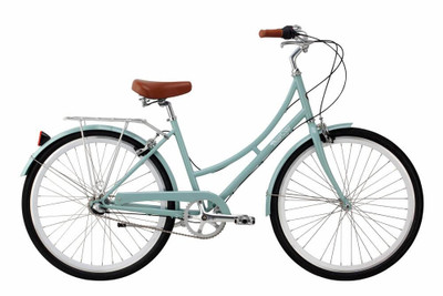 Pure Cycles   Pure City   Step Through 3 Speed   2019   Crosby - Green