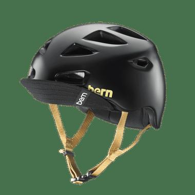 Bern   Melrose   Women's Helmet   2019   Black - Satin Black