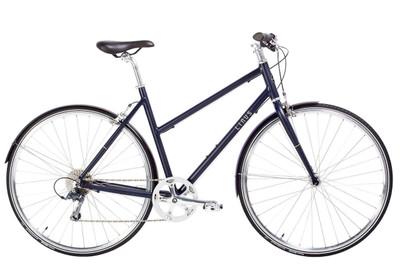 Linus | Pronto Womens | Urban City Bike | Matte Indigo