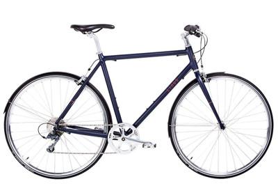 Linus | Pronto Mens | Urban City Road Bike | Matte Indigo