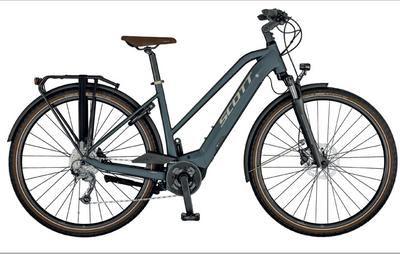 Scott Electric | Sub Active eRide Lady| Electric Urban Bike