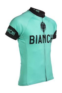 Bianchi | Team Bianchi Celeste Jersey | Apparel | 1