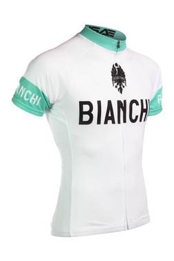 Bianchi | Team Bianchi White Jersey | Apparel | 1