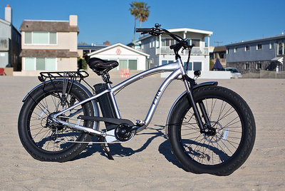 Elux Electric   Tahoe GT   Silver