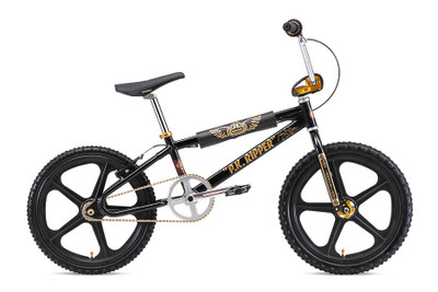 SE Bikes | Perry Kramer PK Ripper Looptail | BMX Bike | 2020 | Classic Black | 1
