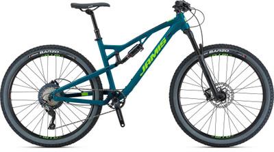 Jamis | Dakar A1 | Mountain Bike | Galaxy Blue